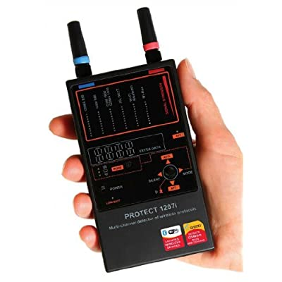 DefCon Security Products iProtect Multi-Channel Detector for Wireless Protocols - DD1207: Home Audio & Theater [5Bkhe1001651]
