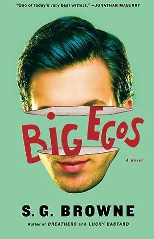 book cover of Big Egos