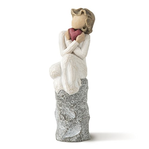 (Willow Tree hand-painted sculpted figure, Always)
