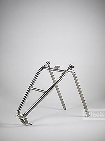 Titanio tamaño triángulo trasera Rear Rack para Brompton Bicicleta Plegable – Dino Kiddo