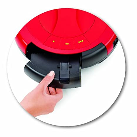 Vileda Relax Cleaning Robot Robotic Vacuum Cleaner (UK Version) by ...