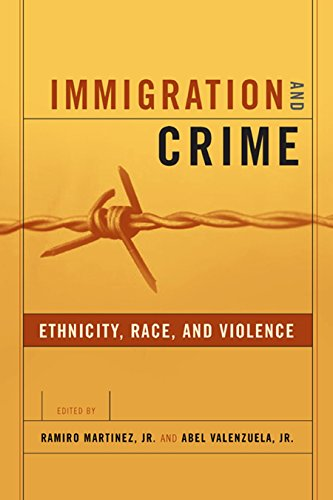 Immigration and Crime: Race, Ethnicity, and Violence (New Perspectives in Crime, Deviance, and Law)