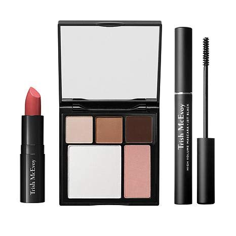 Trish McEvoy Power of Makeup Holiday Ease Collection ~ Trish's Favorites