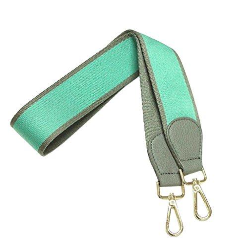 for Style Crossbody Multicolor 12 Canvas Strap Strap Color Handbags Replacement Guitar Purse CBYw8qt1