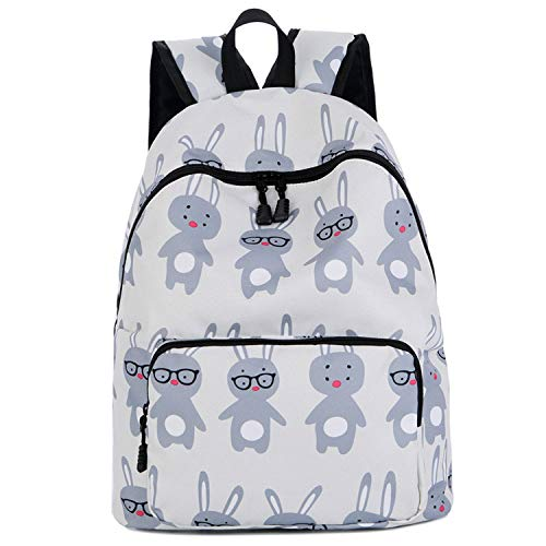 (laptop school bag bolsos unicornio printed backpacks women cute fox teenage bagpack for girlsbackpack)