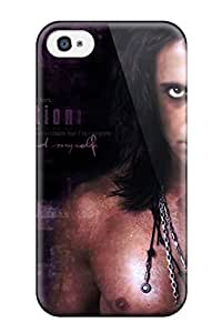 Heidiy Wattsiez's Shop 2076548K71094073 New Arrival Criss Angel Case Cover/ 4/4s Iphone Case