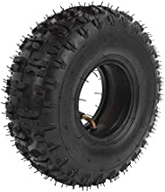 Snow Blower Tyre, 4.10‑4 Tire Durable and Wear‑Resisting for Garden for Home