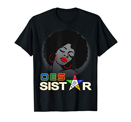 The Masonic Store: OES - SISTAR T-Shirt Chrismas Gift