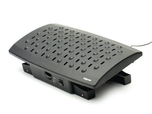 Fellowes 8060901 Professional Series Climate Control Foot Rest by Fellowes by Fellowes