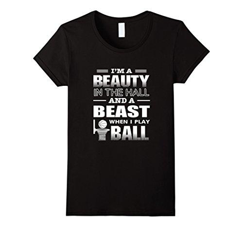 Girls Basketball T-Shirts - 6