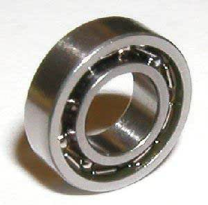 2PC pour Premium 686 2RS ABEC 1 caoutchouc étanche Deep Groove Ball Bearing 16x13 x5mm
