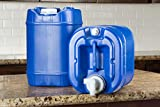 Emergency Water Storage 5 Gallon Water Tank - 20