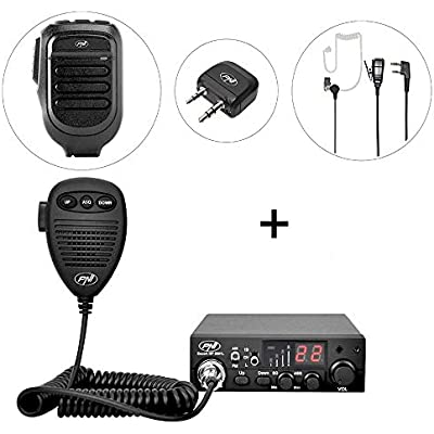 PNI PNI-PACK38 Radio Transmitter  Asq  Adapter Bt-Dongle 8001 and Bluetooth Microphone Bt-Mike 8500
