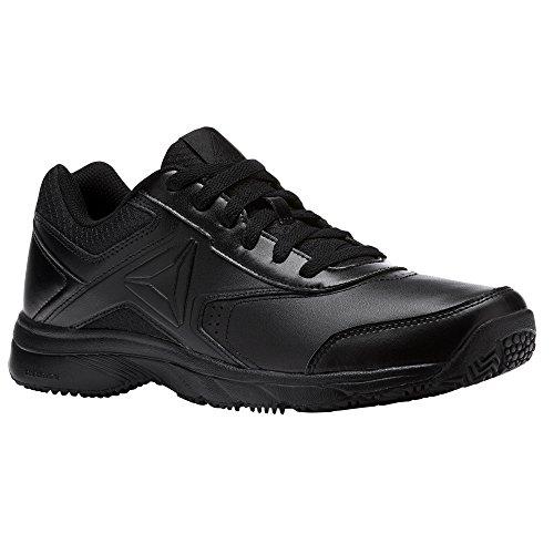 BLACK Zapatillas Hombre 0 N Cushion BLACK para Work Reebok 3 Nórdica Marcha Negro de TX7waFq