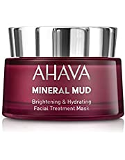 AHAVA Mineral Mud Brightening & Hydrating Facial Treatment Mask, 50ml