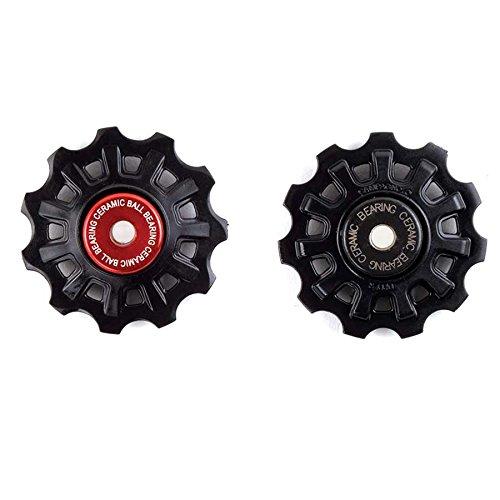 Campagnolo, RD-SR600, Pulleys, Ceramic bearings