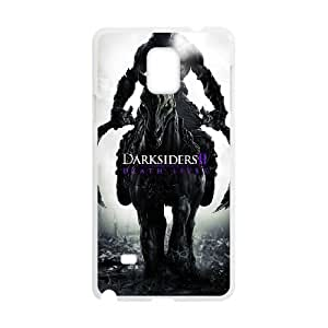 Darksiders Samsung Galaxy Note 4 Cell Phone Case White Gift pjz003_3239807