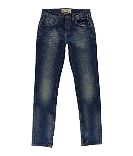 Ecko Mens Jeans - Ecko Unltd. Mens Clement Skinny Fit Jeans Blue 36x32