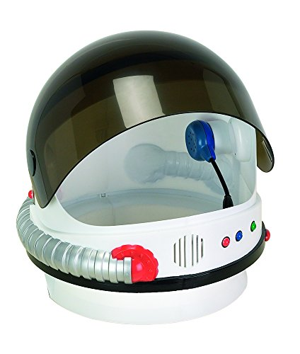 Aeromax Jr. Astronaut Helmet with Sounds White -