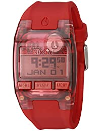 Nixon Unisex The Comp S All Red