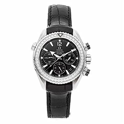 Omega Seamaster Automatic-self-Wind Female Watch 222.18.38.50.01.001 (Certified Pre-Owned) by Omega
