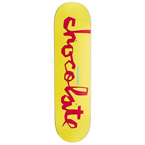 菊ヒューム召喚するチョコレートOriginal Chunkスケートボードデッキ – Eldridge – 8.25