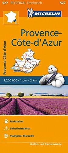 michelin-provence-cote-d-azur-strassen-und-tourismuskarte-1-200-000-michelin-regionalkarten