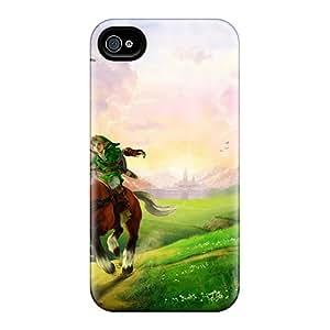 Popular S.N.H New Style Durable Iphone 4/4s Case (ntJnz11951bGipP)