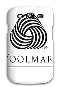 Vanessa Arvid's Shop 8854052K14669647 Rugged Skin Case Cover For Galaxy S3- Eco-friendly Packaging(woolmark Logo)