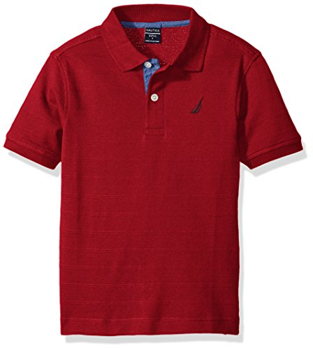 nautica-big-boys-short-sleeve-port-striped-polo-red-rouge-large