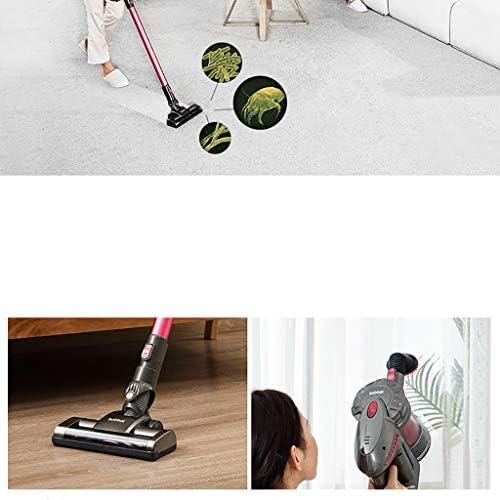 Cordless Vacuum sans Fil Mini-Quiet Cleaner Mini Aspirateur à Main Haute Puissance Multi-Tête Brosse De Nettoyage Outil