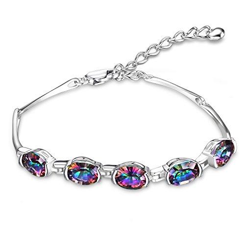 Quartz Tennis Bracelet - 3