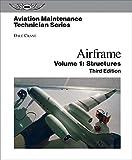 img - for Aviation Maintenance Technician: Airframe, Volume 1: Structures (Aviation Maintenance Technician series) book / textbook / text book