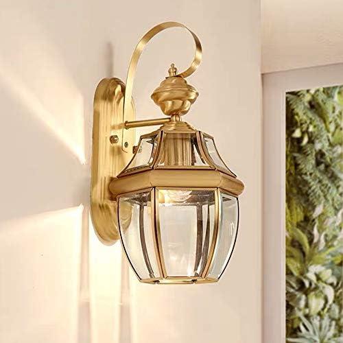 寝室ヨーロッパのベッドサイドランプモダンなミニマリストの階段ライト防水壁ランプ照明屋外壁ランプ 美しい装飾