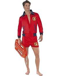 Men's Baywatch Lifeguard Costume