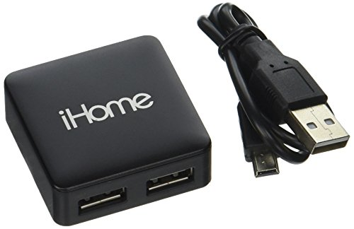 (iHome Cell Phone Accessory for Universal - Black)