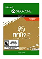 FIFA 19: Ultimate Edition (Pre-Purchase) - Xbox One [Digital Code]
