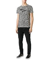Marc By Marc Jacobs Women's S84GC0268S23021 MUlticolor Cotton T-Shirt