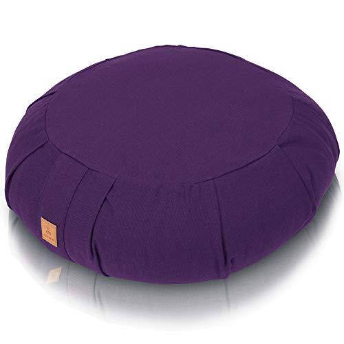 Top floor pillow with handle