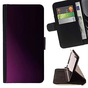 Jordan Colourful Shop - clean minimalist purple black shadow For HTC Desire 820 - Leather Case Absorci???¡¯???€????€????????&ce