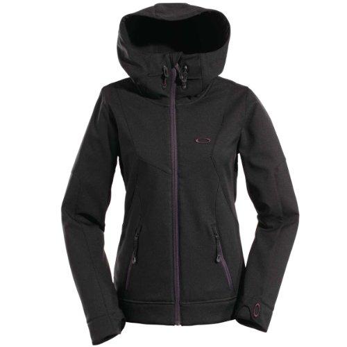 Oakley Women's Cabin Jacket, Black, Small