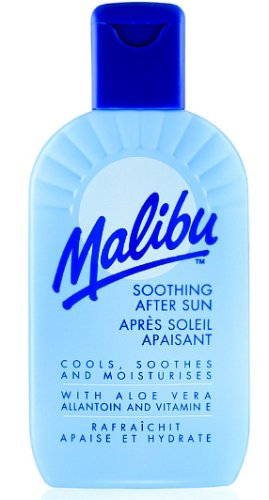 Malibu Aftersun Soothing Lotion With Aloe Vera - 200 ml by Malibu