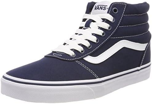 Vans MN Ward Hi, Men's Shoes, Blue