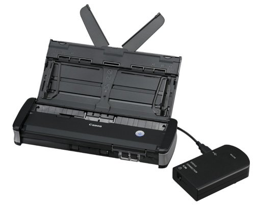 Canon WU10 Wireless Adapter and Battery Pack for P-Series Mobile Document Scanner