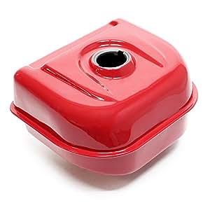Pieza de repuesto rojo LIFAN Depósito de combustible 6,5hp gasolina/gasolina motor