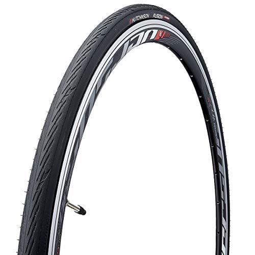 (Hutchinson Fusion 5 All Season TubeType Bicycle Tire (Black - 700 x 23))