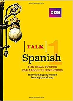 Book Talk Spanish 1 (Book/CD Pack): The ideal Spanish course for absolute beginners