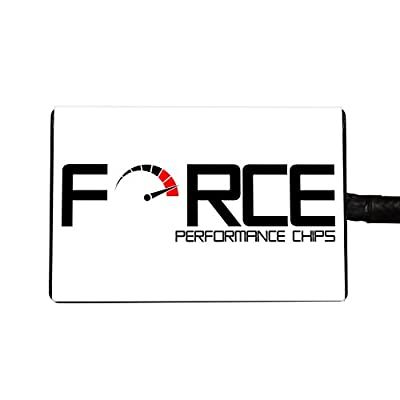 Force Performance Chip/Programmer for Ford Fusion 1.5L, 1.6L, 2.0L, 2.3L, 2.5L, 3.0L & 3.5L - Increase Fuel Mileage - More MPG. Increase Horsepower & Torque with our Engine Tuner: Automotive