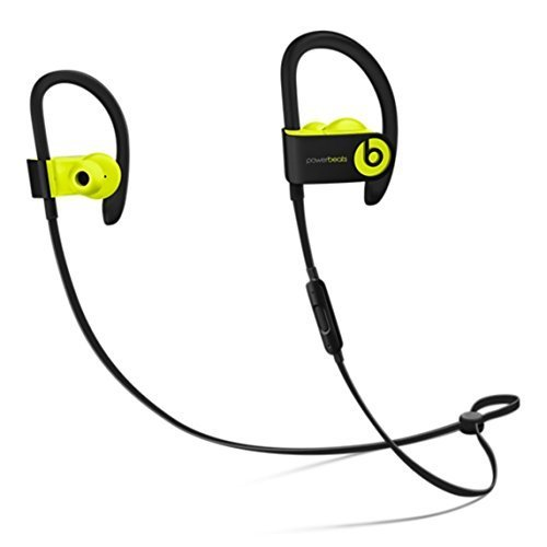 Powerbeats3 Wireless In-Ear Headphones - Shock Yellow (Refurbished)