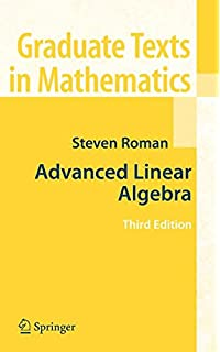 Advanced linear algebra second edition textbooks in mathematics advanced linear algebra graduate texts in mathematics vol 135 fandeluxe Image collections